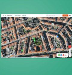 Letecká mapová vrstva